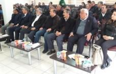 Elbistan'a kurulacak Besi OSB'nin ÇED toplantısı yapıldı