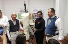 ALPEDO Hindistan Büyükelçiliği'nde Dondurma Şov Yaptı