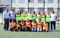 Kahramanmaraşlı Kızların Hedefi Şampiyonluk