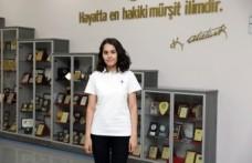 SANKO'lu Öğrenci TÜBİTAK Bilim Olimpiyatları Yaz Okuluna Seçildi