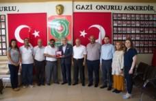 KSÜ Diş Hekimliği Fakültesinden Şehit Ailelerine Diş Taraması