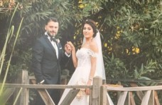 Rüya Gibi Bir Düğünle Mutluluğa 'EVET' Dediler