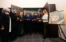 İlk Mozaik Sergisi Açıldı