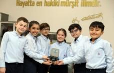 VEX IQ Robot Yarışmasında SANKO İlkokulu Öğrencileri Bölge 1. Oldu