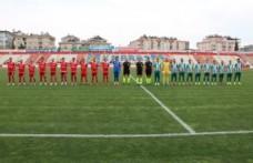 Kahramanmaraşspor: 0 - Kırşehir Belediyespor: 1