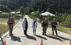 Kahramanmaraş'ta Bir Yerleşim Bölgesi Karantinaya Alındı