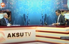 KSÜ Bölüm ve Programları Aksu TV'de Tanıtılıyor