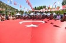 Göksun 39. Karakucak Güreş Festivali Rekor Katılımla Yapıldı