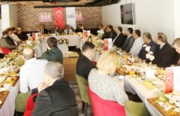 KMTSO Meslek Komitesi Başkanları Toplantısı Yapıldı