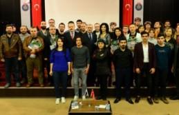 KSÜ Öğrencileri, Yıl Sonu Gösterisi'nde Doyasıya...