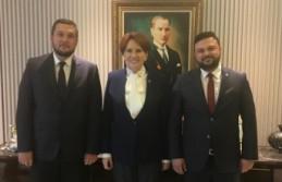 İşadamı Kılınç, İYİ Parti Onikişubat Belediye...
