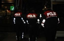 Kahramanmaraş'ta Huzur Uygulamasında 93 Kişi...