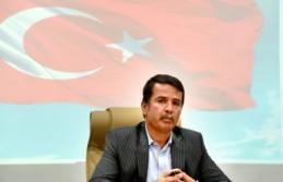Türkoğlu Belediyesi'nden Barış Pınarı Harekatına...