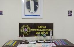 Kahramanmaraş'ta Uyuşturucu Operasyonunda 2 Kişi...