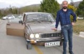 150 Bin Liraya Aldığı Otomobiline Paha Biçemiyor...