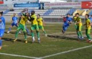 1920 Maraşspor 2-0 Fidanspor