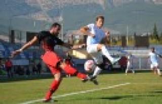 1920 Maraşspor 2-1 Mağlup
