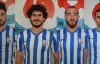 1920 Maraşspor Ara Transferde 4 Oyuncuyla Anlaştı