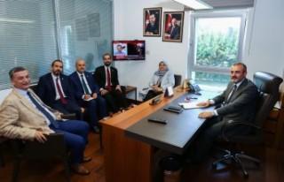 AK Parti Milletvekillerinden Akedaş Açıklaması