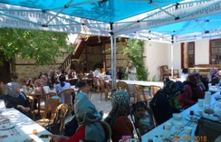 Büyükşehir'den Sohbet Programı