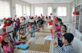 Büyükşehir'in Kütüphaneleri Yeni Eğitim Dönemine...