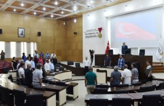 Dulkadiroğlu Belediyesi Eylül Ayı Meclis Toplantısı...