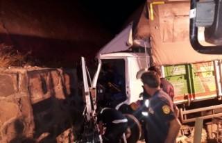 Narlı'da Trafik Kazası: 4 Yaralı