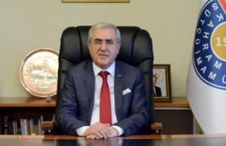 Prof. Dr. Niyazi Can, KSÜ Rektörlüğüne Asaleten...