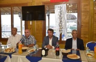 Türkoğlu Belediyesi'nden Muharrem Ayına Özel...