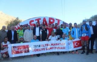 9. Elbistan Afşin Ekinözü Ultra Maratonu