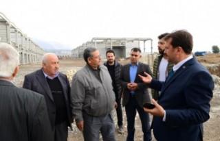 Başkan Erkoç: Kahramanmaraş'ı Büyütmeye Devam...