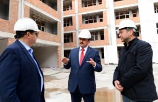Başkan Erkoç: Kahramanmaraş'ı Ekonomik Olarak...