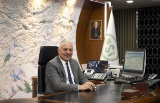 DSİ Genel Müdürü Aydın, Arazi Toplulaştırmasında...