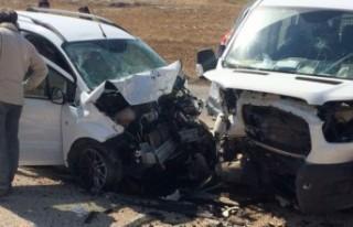 Göksun'da Trafik Kazası: 3 Ölü 3 Yaralı