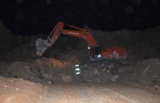 Elbistan'da Kışlaköy Kömür Havzası'nda...