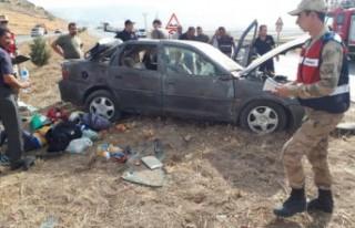 Kahramanmaraş-Gaziantep Trafik Kazası: 2 Ölü 5...