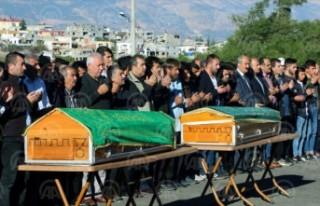 Kazada Hayatını Kaybeden 3 Kişi Toprağa Verildi