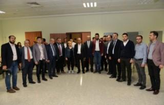 Kahramanmaraş'lı Hayırseverlerden KSÜ Tıp'a...