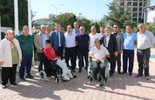 Pazarcık Belediyesi Sosyal Belediyecilik Kapsamında...