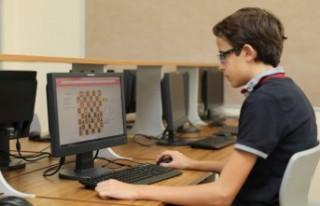 SANKO Okulları Öğrencisi Red Bull Chess Masters...