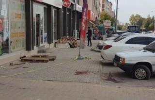 Afşin'de Silahlı Kavga: 1 Ölü