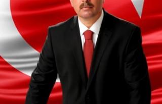 Başkanı Okumuş'tan 29 Ekim Cumhuriyet Bayram...