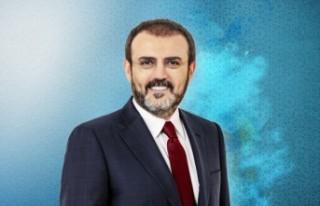 Ünal'dan 29 Ekim Cumhuriyet Bayramı Mesajı
