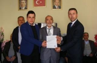 Andırın'ın İddialı Adayı Bahar, Projelerini...