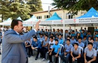 Başkan Erkoç: Eğitimli Ve Donanımlı Bir Nesil...
