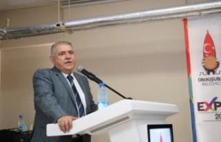 Başkan Mahçiçek EXPO 2023'ü Gençlere Tanıtıyor