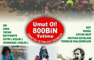 Büyükşehir'den İdlip'e Yardım Kampanyası