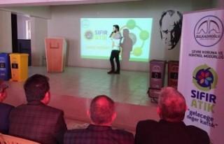 Dulkadiroğlu Belediyesi Sıfır Atık Eğitim Programını...
