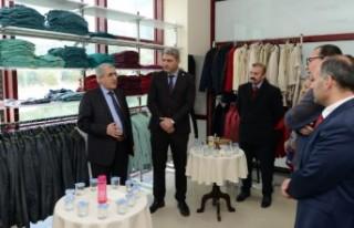 KSÜ Giysi Bankası Zenginleştirildi Yeni Eğitim...