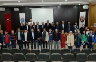 KSÜ Orman Fakültesinde Üniversite-Sanayi Buluşması...